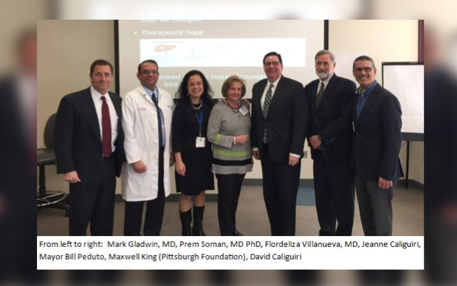 Caligiuri Endowment Will Drive New Research Program in Amyloidosis and Heart Failure