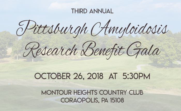Third Annual Amyloidosis Research Benefit